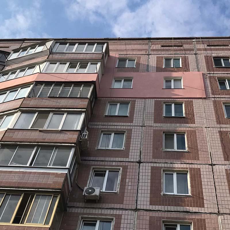 Утепление квартиры и балкона, г. Владивосток